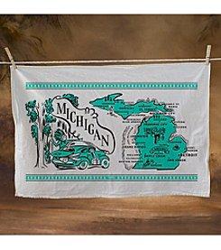 Peninsulas Michigan Towel