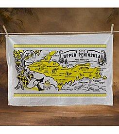 Peninsulas Upper Peninsula of Michigan Towel