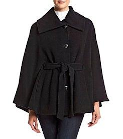 Calvin Klein Tie Front Coat