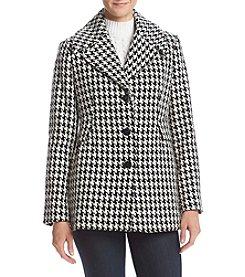 Calvin Klein Houndstooth Jacket