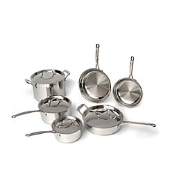 BergHoff® EarthChef Premium Copper Clad 10-pc. Cookware Set