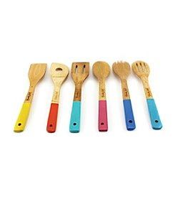 BergHoff® Cook 'n Co 6-pc. Bamboo Utensil Set