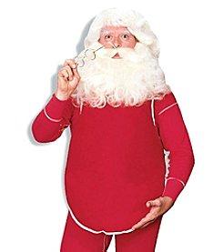 Santa Belly Adult Costume