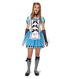 Alice Deluxe Tween Costume