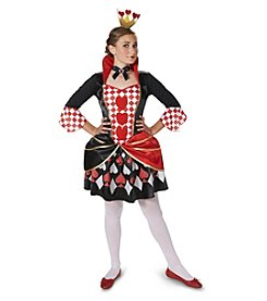 Evil Queen of Hearts Tween Costume