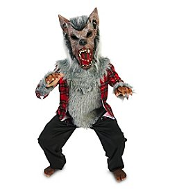 Full Moon Howl Werewolf Child Costume