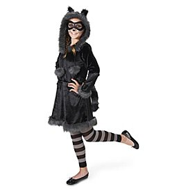 Raccoon Tween Costume