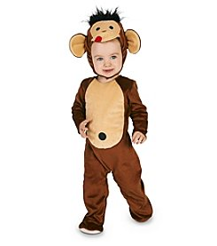 Monkeyin' Monkey Infant Costume