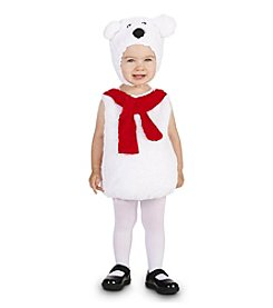 Polar Bear Toddler Costume