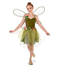 Flower Power Fairy Tween Costume