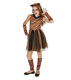 Tigeress Tween Costume