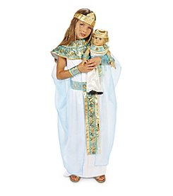 Pharoah's Princess Child Costume with Matching 18