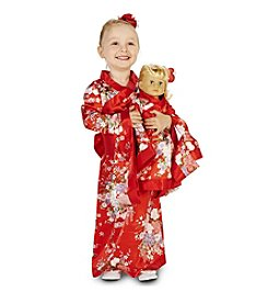 Kimono Child Costume with Matching 18