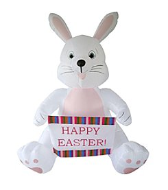 Easter Bunny 4' Inflatable Lawn Decor