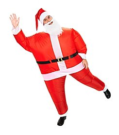 Santa Inflatable Adult Costume
