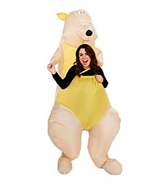 Kangaroo Inflatable Adult Costume