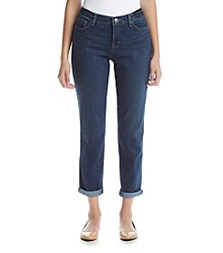 Gloria Vanderbilt® Monica Ankle Roll Up Jeans
