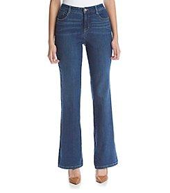 Gloria Vanderbilt® Micro Bootcut Jeans