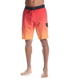 Speedo® Men's Engineered Ombre Board Shorts