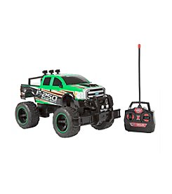 World Tech Toys Ford F-250 Super Duty Electric RC Monster Truck