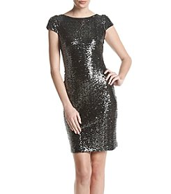 Calvin Klein Sequin Cocktail Dress