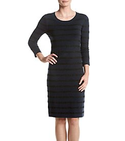 Tommy Hilfiger® Stripe Sweater Dress