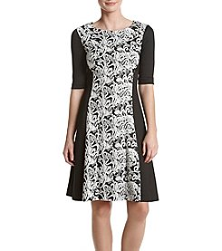Connected® Panel Dress