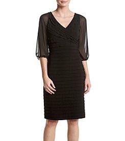 Adrianna Papell® Ruffle Matte Jersey Dress