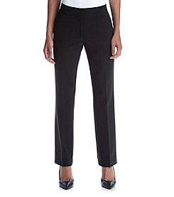 Tahari® Stretch Black Pants