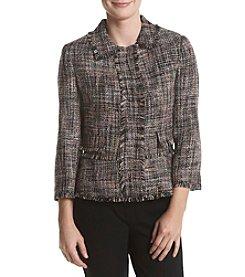 Ivanka Trump® Tweed Jacket