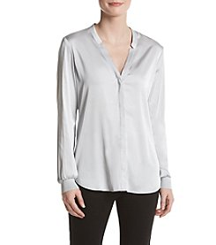 Ivanka Trump® Charmuese Blouse