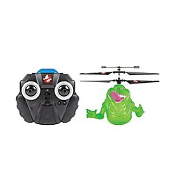 World Tech Toys Slimer Ghostbusters IR Gyro Helicopter