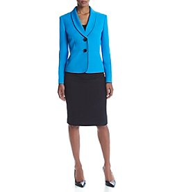 Le Suit® Jacket And Skirt Suit