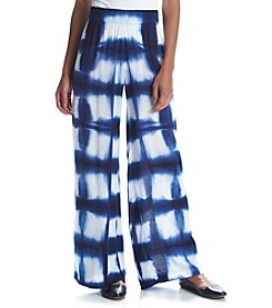 Philosophy by Republic Clothing Tie Dye Wide Leg Pants