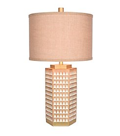 Catalina Lighting Sawyer Table Lamp