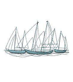 Stratton Home Decor Grand Sailboat Wall Decor