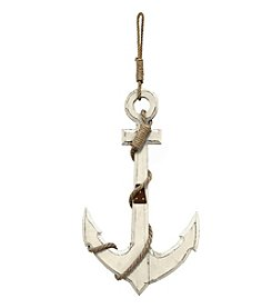 Stratton Home Decor Nautical Anchor Wall Decor