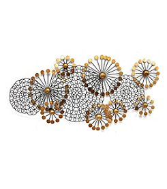 Stratton Home Decor Spiral Circles Wall Decor