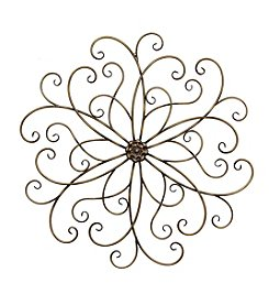 Stratton Home Decor Classic Medallion Wall Decor