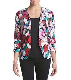 XOXO® Floral Blazer
