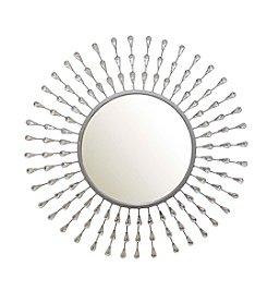 Stratton Home Decor Melissa Tear Drop Mirror