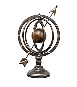 Stratton Home Decor Globe Tabletop Decor