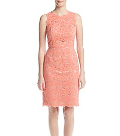 Vince Camuto® Lace Bodycon Dress