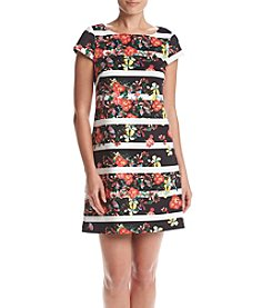 Adrianna Papell® Floral Shift Dress