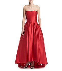Betsy & Adam® High Low Ball Gown