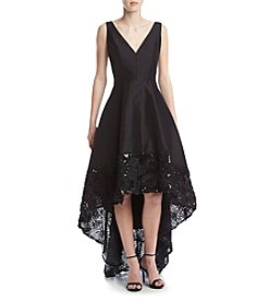 Betsy & Adam® High Low Hem Dress
