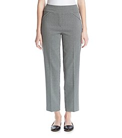 Alfred Dunner® Proportioned Medium Allure Pants