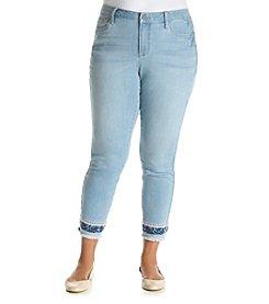 Earl Jean® Plus Size Skinny Denim Jeans