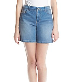 Gloria Vanderbilt® Majesty Denim Shorts