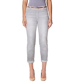 Gloria Vanderbilt® Stefania Roll Cuff Pants